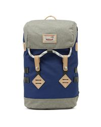 Doughnut - Blue Colorado Small Navy / Beige Backpack for Men - Lyst