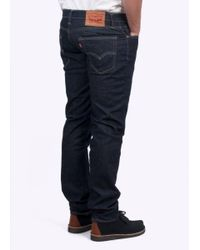 Levi's - Blue 511 Slim-fit Jeans - Line 8 for Men - Lyst