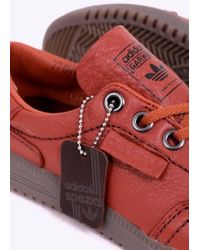Adidas Originals - Brown Garwen Spzl for Men - Lyst