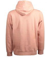 Obey - Pink Lofty Chain Stitch Hood for Men - Lyst
