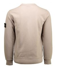 Stone Island | Gray Sweatshirt for Men | Lyst