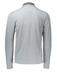 BOSS - Gray Pleesy Polo Shirt 4 for Men - Lyst