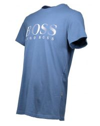 BOSS - Blue Rn T for Men - Lyst
