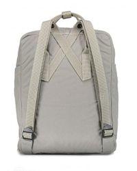 Fjallraven   Gray Kanken Bag for Men   Lyst