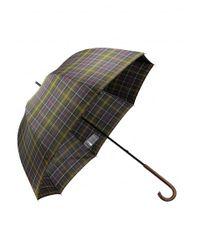 Barbour - Multicolor Tartan Umbrella - Lyst