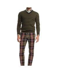 Mr Turk - Multicolor Timothy V Nk Sweater for Men - Lyst