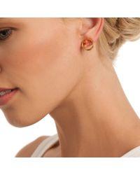 Trina Turk - Metallic Gemini Drop Earring - Lyst