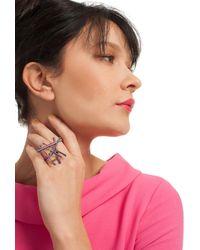 Trina Turk - Pink Puili Stick Ring - Lyst
