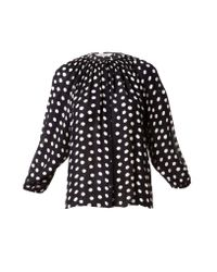 Tucker | Black The Classic Blouse | Lyst