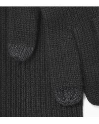 Ugg - Black Luxe Long Glove Luxe Long Glove - Lyst