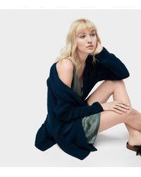 Ugg - Blue Women's Fiona Cardigan - Lyst