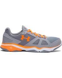 Under Armour - White Men's Ua Micro G® Strive V Training Shoes for Men - Lyst