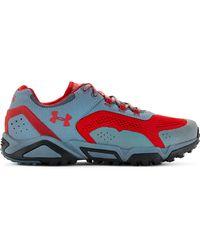 Under Armour   Multicolor Men's Ua Glenrock Low Hiking Boots for Men   Lyst