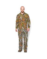 Under Armour | Multicolor Men's Ua Chesapeake Camo Long Sleeve Shirt for Men | Lyst