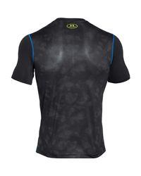 Under Armour - Black Men's Ua Raid Short Sleeve T-shirt for Men - Lyst