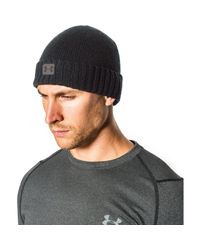 Under Armour | Black Men's Ua Performance Wool Beanie for Men | Lyst