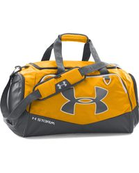 Under Armour   Metallic Ua Storm Undeniable Ii Md Duffle for Men   Lyst