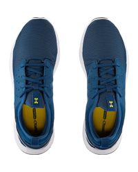 Under Armour - Blue Men's Ua Flow Blstc Running Shoes for Men - Lyst