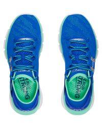 Under Armour - Blue Women's Ua Speedform® Fortis Vent Running Shoes - Lyst