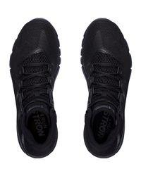 Under Armour - Black Men's Ua Highlight Delta Running Shoes for Men - Lyst