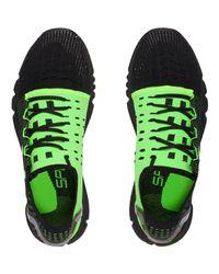 Under Armour - Black Men's Ua Speedform® Slingshot Neon Running Shoes for Men - Lyst