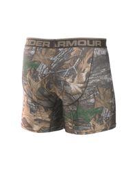 Under Armour - Multicolor Men's Ua Original Series Camo Boxerjock® for Men - Lyst
