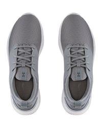 Under Armour - White Men's Ua Flow Blstc Running Shoes for Men - Lyst