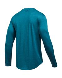 Under Armour - Blue Men's Ua Sportstyle Long Sleeve T-shirt for Men - Lyst