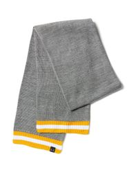 Under Armour - Gray Men's Ua Notre Dame Iconic Stripe Scarf for Men - Lyst