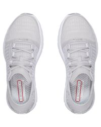 Under Armour - White Women's Ua Speedform® Gemini 3 Record-equipped Running Shoes - Lyst