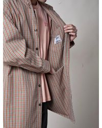 Acne - Multicolor Merves Check Pss18 for Men - Lyst
