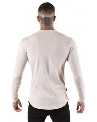 Gym King - Multicolor Longsleeve Fitted T-shirt for Men - Lyst