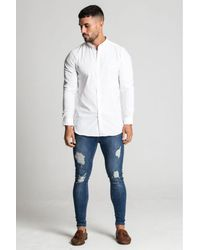 ACES Couture White Collection Shirt for men