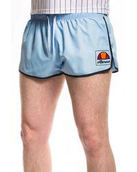 Ellesse - Blue Sampieri Shorts for Men - Lyst