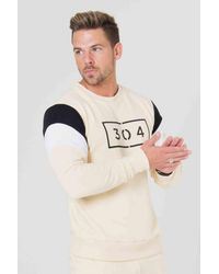 304 Clothing Natural Jackson Sweater for men