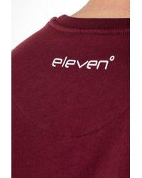 11 Degrees - Purple Core T-shirt for Men - Lyst