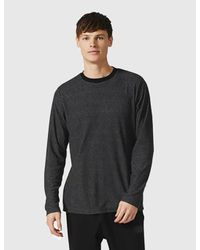 91c133b8 adidas Originals Adidas Nmd Long Sleeve T-shirt in Black for Men - Lyst