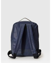 Ally Capellino - Blue Thompson Zipped Backpack for Men - Lyst