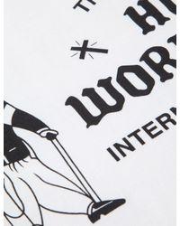 Huf - White International Playboys T-shirt for Men - Lyst