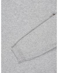 Norse Projects - Gray Arild Alpaca Wool Jumper for Men - Lyst