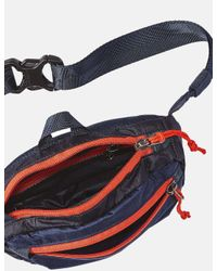 Patagonia - Blue Lightweight Travel Mini Hip Bag for Men - Lyst