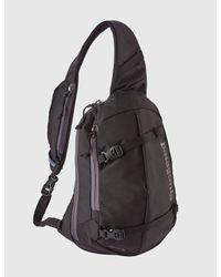 Patagonia - Black Atom Sling Bag - Lyst