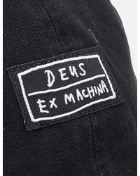 Deus Ex Machina - Black Cas Cap for Men - Lyst