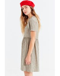 Urban Outfitters - Multicolor Uo Babydoll T-shirt Dress - Lyst