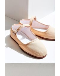 Urban Outfitters | Multicolor Cotton Mary Jane Flat | Lyst