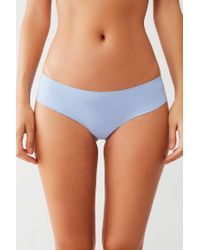 Out From Under   Blue No Lines Laser-cut Hipster   Lyst