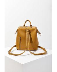Matt & Nat | Brown Vignelli Backpack | Lyst