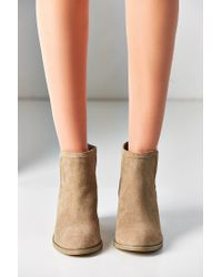Urban Outfitters - Brown Maude Suede Ankle Boot - Lyst