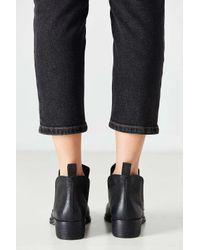 Dolce Vita - Black Tessey Ankle Boot - Lyst