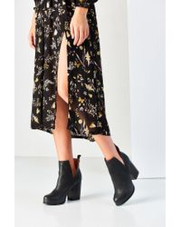 Jeffrey Campbell - Black Oshea Ankle Boot - Lyst